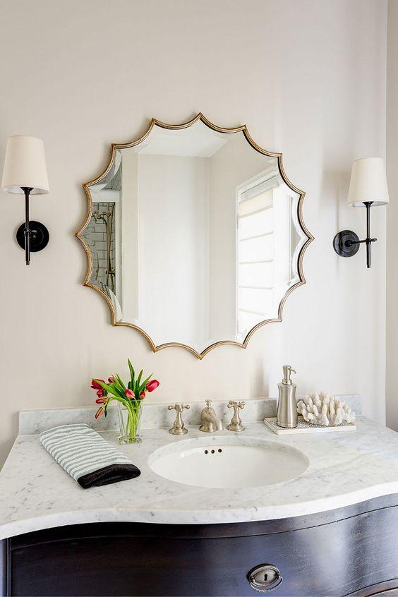 disenos de espejos para bano 10 curso de organizacion On diseños de espejos para baños pequeños