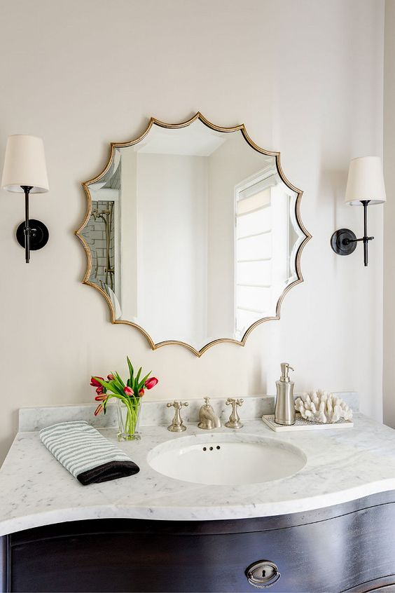 Disenos de espejos para bano 10 curso de organizacion for Espejos para banos pequenos