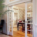 Diseños de puertas corredizas para interiores