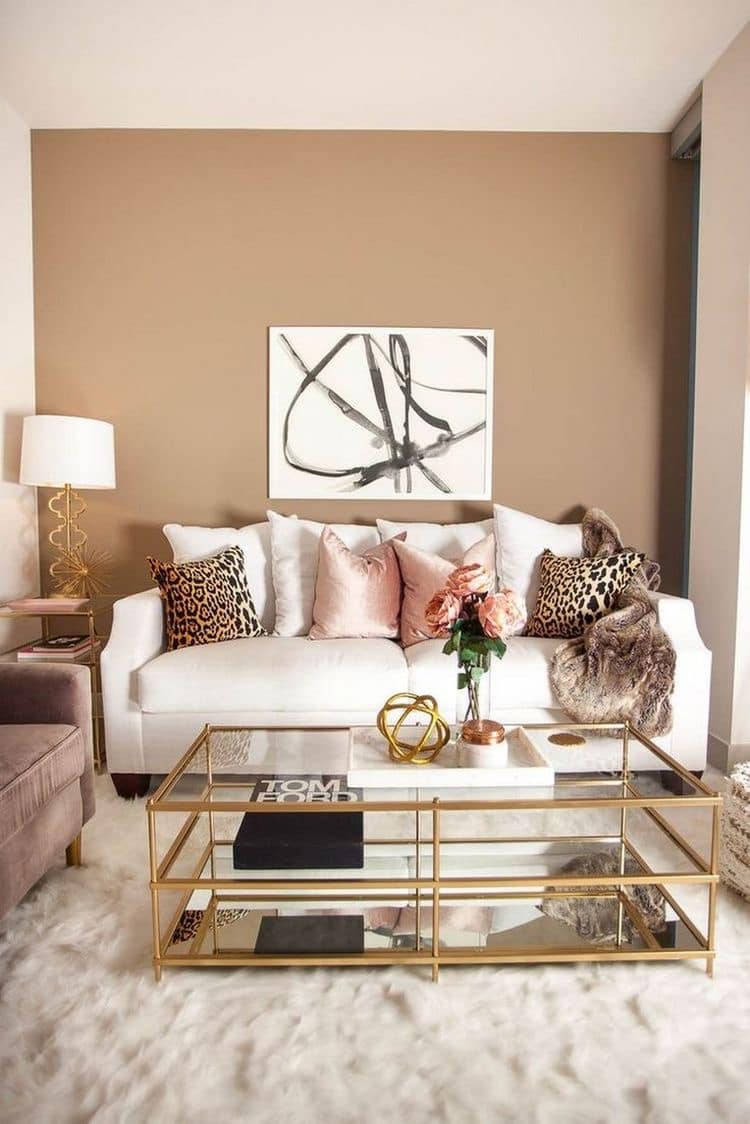 Diseños de sofás para salas pequeñas