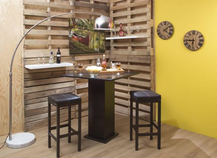 Disenos y decoracion de minibar en casa 20 curso de for Decoracion mini casas