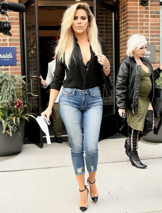 El estilo de Khloe Kardashian ¿Te atreves a copiarlo?