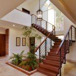 Escaleras de herrería para interiores