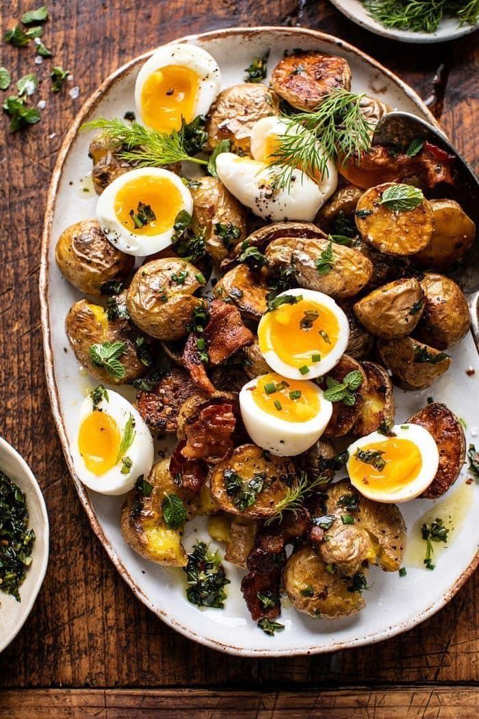Ideas de desayunos con huevo para la familia