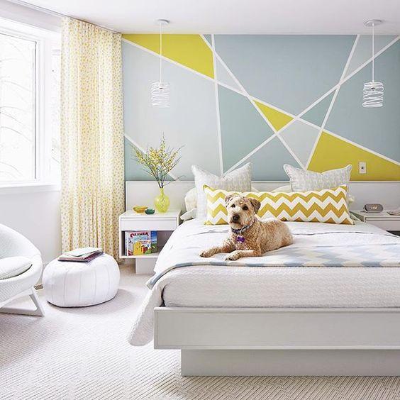 Ideas fabulosas para pintar las paredes de tu casa - Pintar las paredes de casa ...
