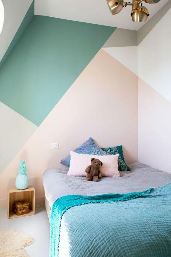 ideas fabulosas para pintar las paredes de tu casa - Decoracion Pintura Paredes