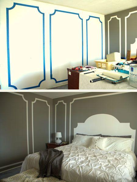 Ideas fabulosas para pintar las paredes de tu casa 14 - Pintar las paredes de casa ...