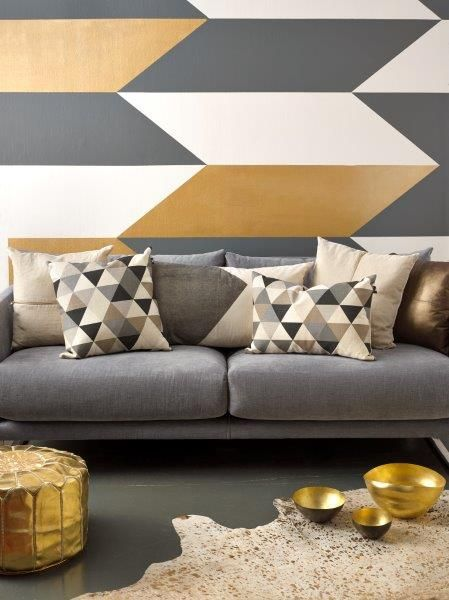ideas fabulosas para pintar las paredes de tu casa
