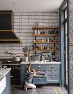 Ideas para decorar una cocina con estilo industrial