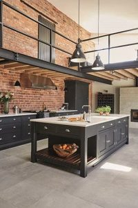 Ideas para decorar una cocina con estilo industrial