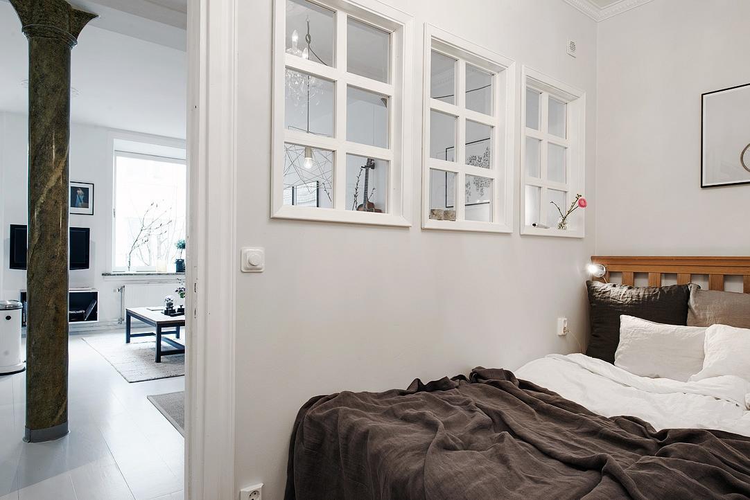 Ideas para iluminar una habitación sin ventanas