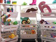 ¡12 ideas que te Ayudarán a Organizar el Cuarto de una Niña!