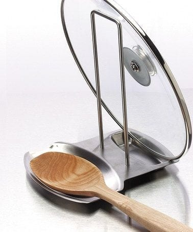 Lugar para cucharas para cocinar