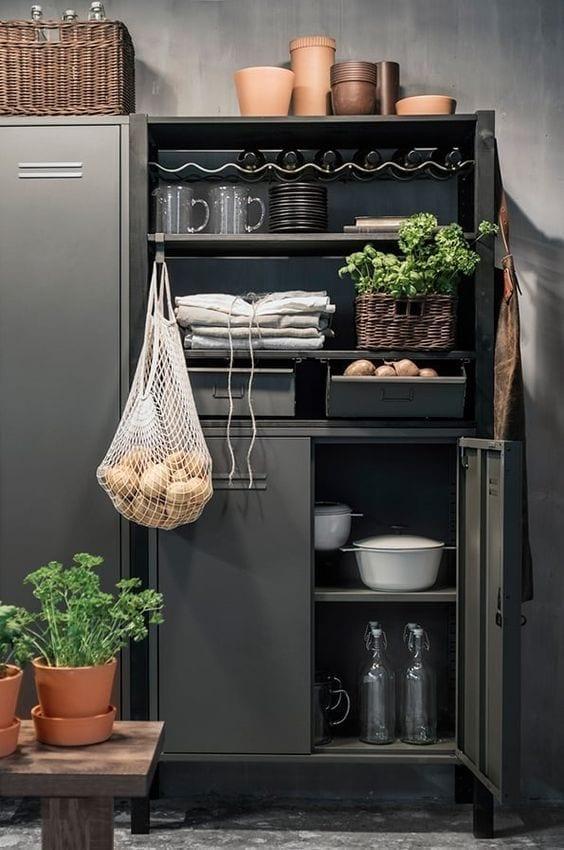 Office kitchen estilo industrial