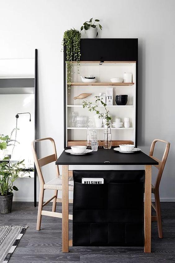 Ideas de office kitchen estilo minimalista