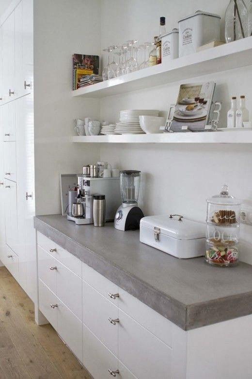 Opciones para colocar electrodomésticos