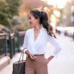 Outfit Con Blusas Blancas... ¡Luce Siempre con Estilo!