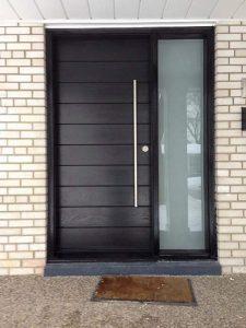Puertas para el frente de tu casa