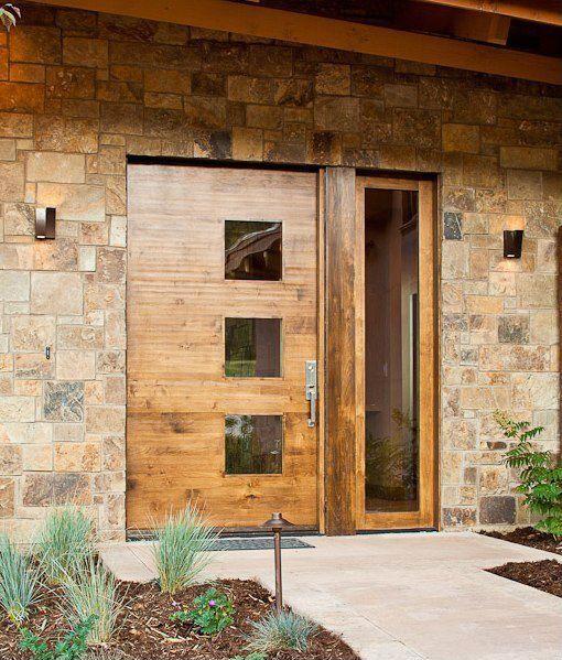 Disenos Puertas Frente Casa 25: Puertas Para El Frente De Tu Casa
