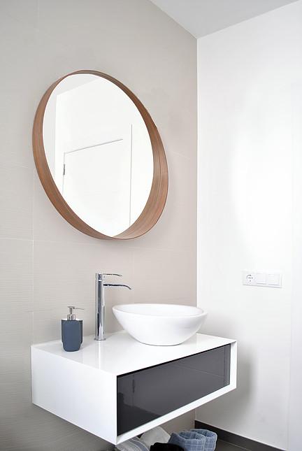 Remodelación de un baño low cost antes y después