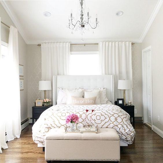 Tips de decoracion para una recamara matrimonial 2 curso de organizacion del hogar y - Tips de decoracion ...