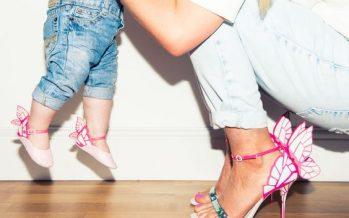 Zapatitos de bebe niña