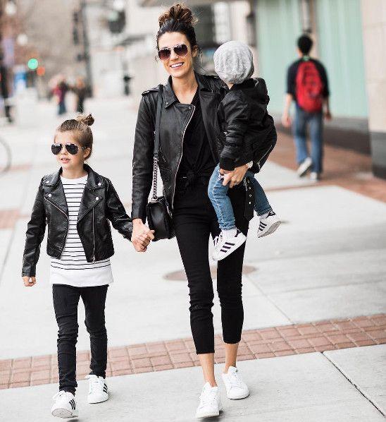 Como vestir cuando eres mamá