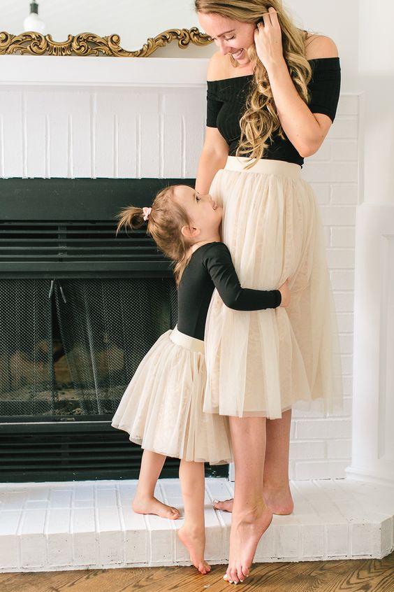 Como vestir si soy mamá joven