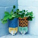 Huerto en Casa con Maceteros Reciclados: ¡Pequeños y Funcionales!