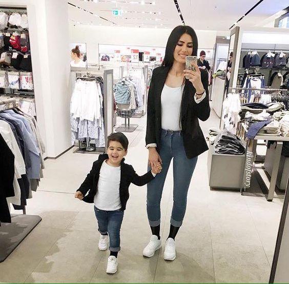 Ideas de looks para mamás con mucho estilo