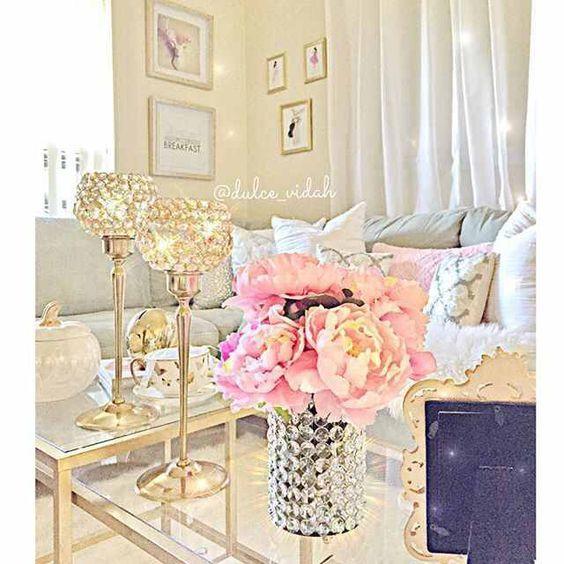 Arreglos florales artificiales para casa