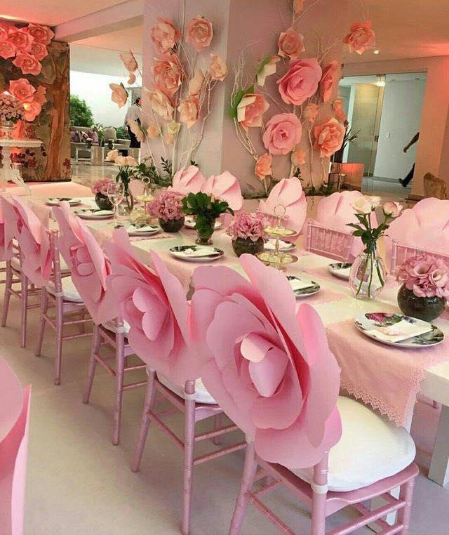 Ideas para decorar con flores de papel curso de for Decoracion del hogar facil y economico