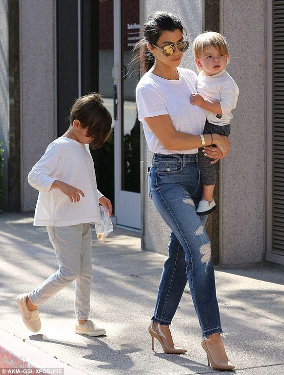 Looks fashion para mamás jóvenes