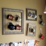 Organiza tus Tazas con Ideas que te Servirán para Decorar tu Cocina