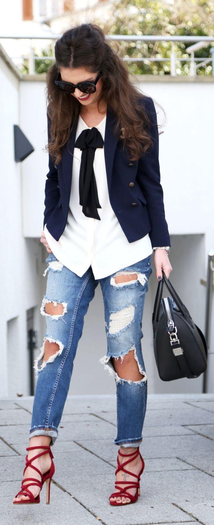 Outfits para ir a trabajar