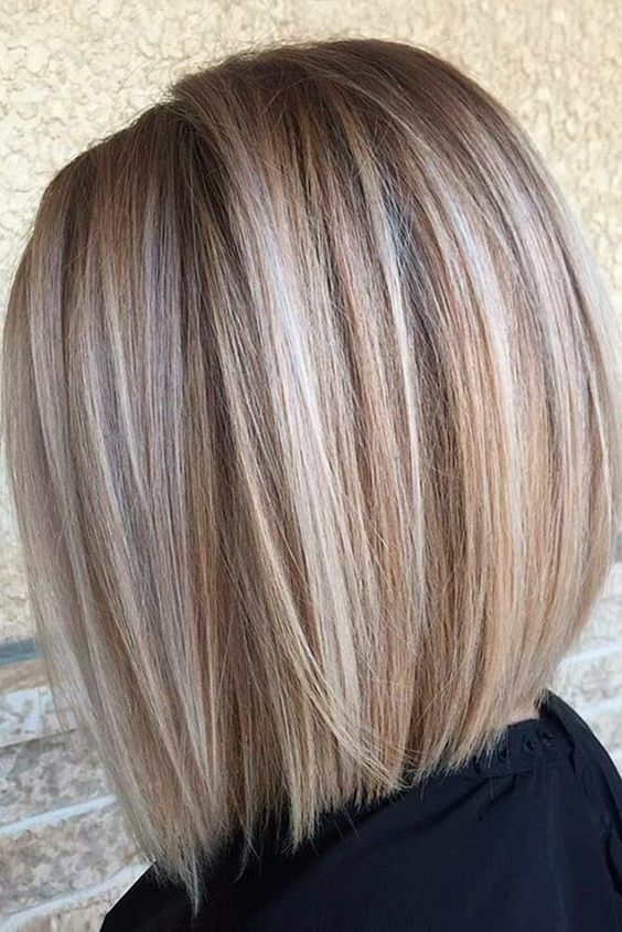Tendencias en mechas color beige 2017 2018 curso de - Les differents blonds ...