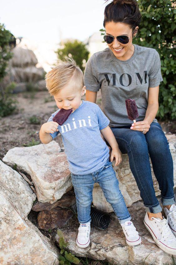 Tips de moda para mamás con mucho estilo