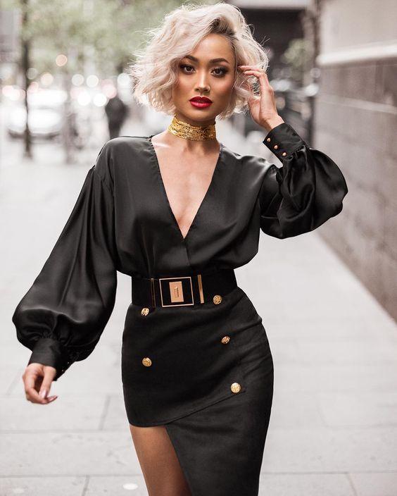 Vestidos para cóctel