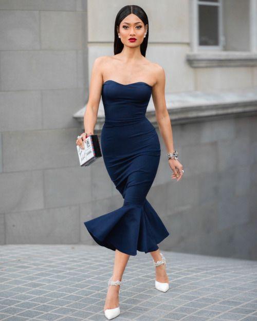 Vestidos Para Cóctel Llenos De Elegancia Y Buen Gusto 2018
