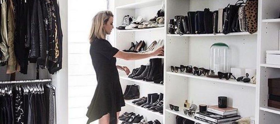 Diseño de closet y armarios practicos y modernos