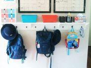 Como organizar mochilas