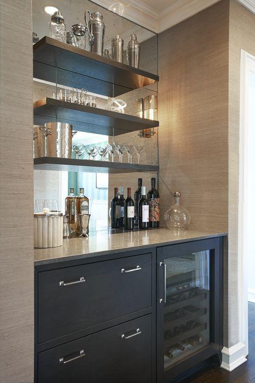 bar en casa sencillo
