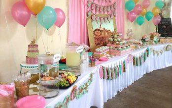 Fiestas tematicas para niñas