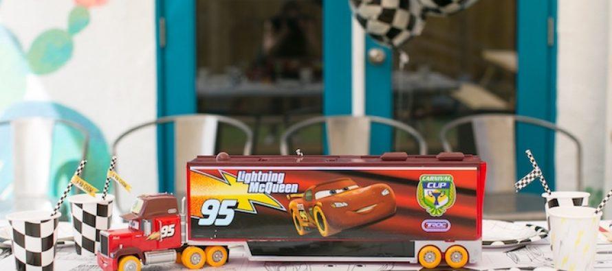 Ideas para Fiesta Temática de Cars 3