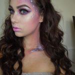 Maquillaje estilo mermaid ideal para Halloween 2017