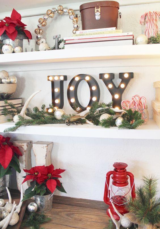 Navidad 2019 2020 colores e ideas para decorar navidad for Navidad adornos manualidades navidenas