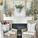 Navidad 2017 tendencias en decoración zona de estar