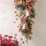 Navidad 2017 tendencias en decoración con campanas y moños
