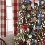 Navidad 2017 tendencias en decoración con pino y accesorios