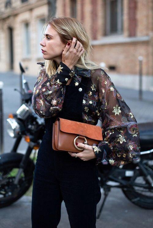 Outfits con estampados de flores